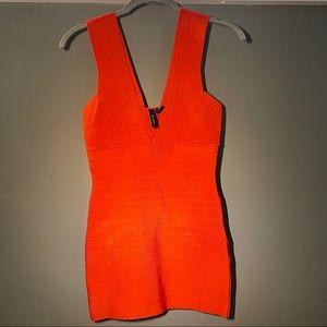 Marciano Bandage Top/Mini Dress